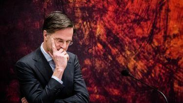 Mark Rutte Zondag met Lubach