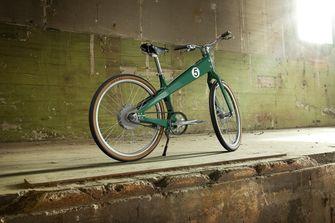 e-bike, aston martin, elektrische fiets, coleen, side