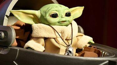 hasbro, baby yoda
