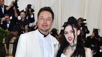 Elon Musk Grimes corona