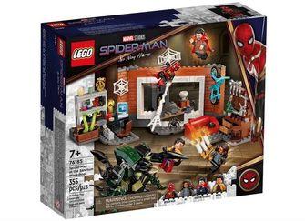 Funko en LEGO verklappen nieuw outfit Spider-Man voor aankomende film