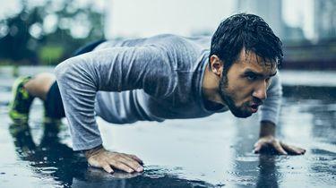 thuis trainen, workout, sportschool