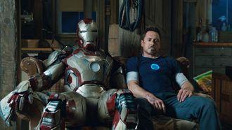 life size iron man, pak, single, marvel, disney, tony stark, te koop