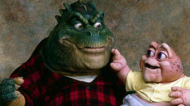 dinosaurs, jim henson, sitcom, disney plus