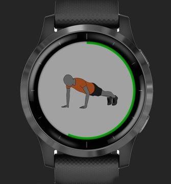 Garmin Vívoactive 4 smartwatch