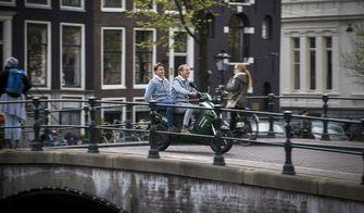 Elektrische fiets vs elektrische scooter, e-bike