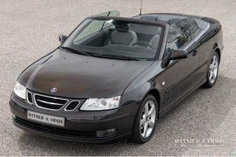 Tweedehands Saab 9.3 Vector Cabriolet 2007 occasion