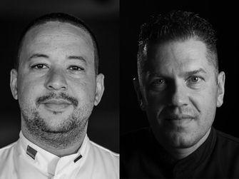 François Geurds & Jacob Jan Boerma lanceren Valentine's Box met zes sterren