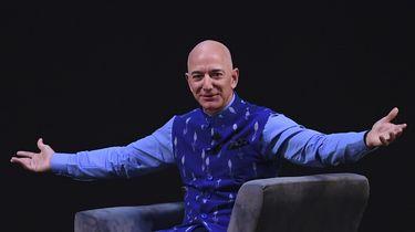Jeff Bezos rijkdom waarde