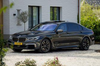 Tweedehands BMW M760 Li V12