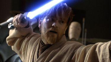 Disney+ series films Star Wars Obi-Wan Kenobi lightsaber veiling
