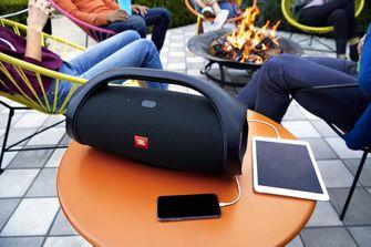 JBL Boombox Black Friday Bluetooth speaker