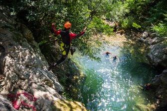 canyoning, montenegro, tips, natuur, vakantie