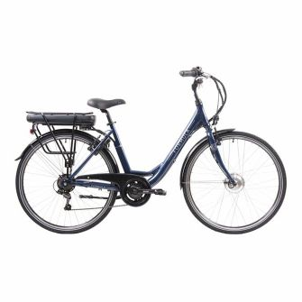 Elektrische Fiets kruitvat, e-bike