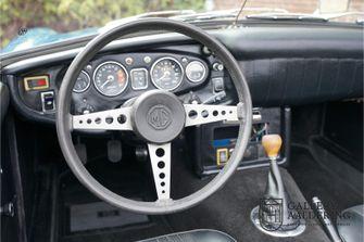 Tweedehands MG B Roadster 1971 occasion