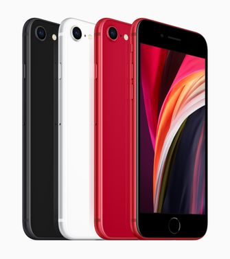 Apple iPhone SE 2020 kleuren