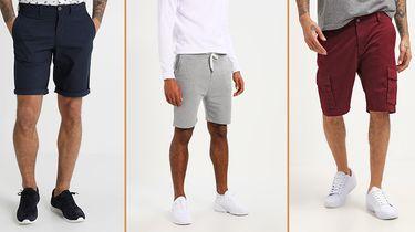 Hoe je als man een korte broek draagt