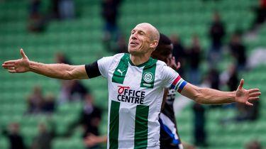 Arjen Robben Eredivisie speler FIFA 21