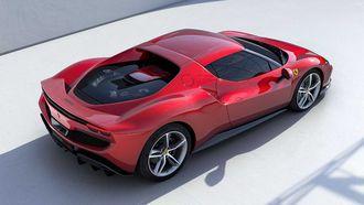 De nieuwste Ferrari heet 296 GTB