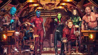 Guardians of the Galaxy Netflix