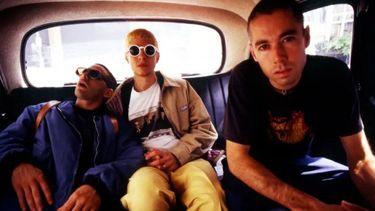 beastie boys, 25 jaar, ill communication, 1994, mini-documentaire, docu