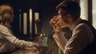 whisky, peaky blinders, alcohol, afvallen, alcoholische drankjes, weinig calorieën