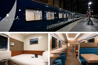 caledonian sleeper, treinreizen, europa, groot-brittannië, londen, schotland, trein, vakantie