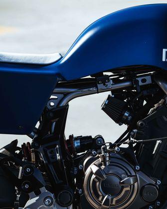 Deus Ex Machina Young Jerks MT07 custom bike