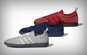 Sneaker kalender: Sneakers van Puma en adidas