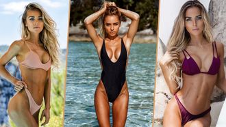 Hot on Instagram Chiara Bransi
