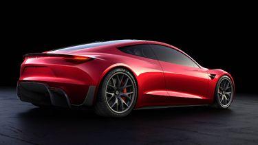nieuwe Tesla Roadster, buitenaards snel, SpaceX, elon musk
