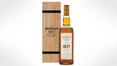 Macallen whisky 40 jaar