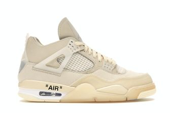Jordan 4 Retro Off-White Sail, stockx, populairste sneakers, 2020