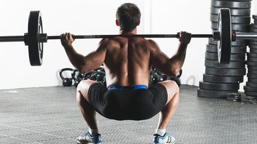 trainen squat