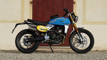 fantic motor, nederland, betaalbare mtoroen, custom bikes