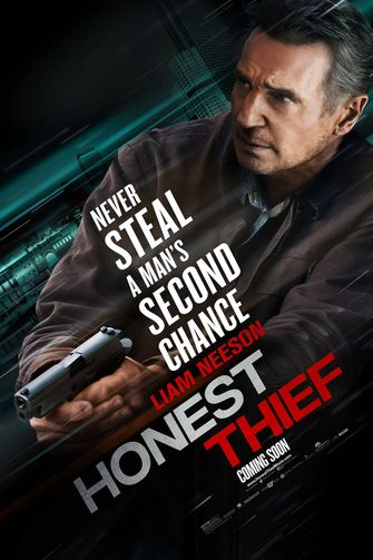 Honest Thief Liam Neeson trailer