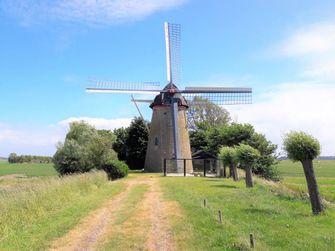 airbnb, molen, nederland, vakantie
