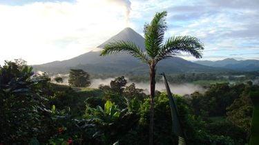 nationale parken, costa rica, verre reis