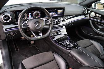 Tweedehands Mercedes-Benz E220 AMG 2017 occasion
