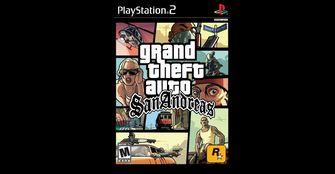 GTA San Andreas PS5 Definitive Edition