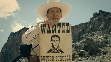 Netflix The Ballad of Buster Scruggs The Coen Brothers