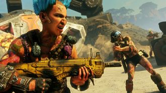 rage 2, review