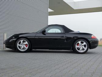 Tweedehands Porsche Boxster S 2001 occasion