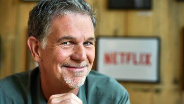 Netflix prijzen CEO Reed Richards