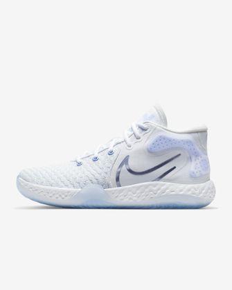 witte sneakers, nike, sale, korting, kevin durant, basketbalschoenen