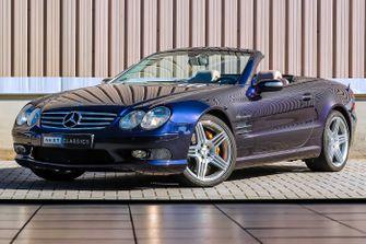 Tweedehands Mercedes-Benz SL 55 AMG 2005 occasion