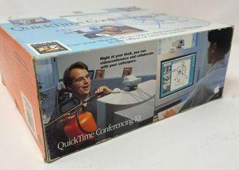 Vergeet Zoom en Teams, dit is de QuickTime Conferencing Kit