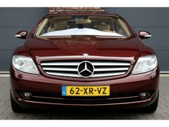 Mercedes-Benz CL-Klasse, dick advocaat, marktplaats, occasion, tweedehands