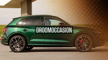 tweedehands Audi SQ5, occasion, groen, lak