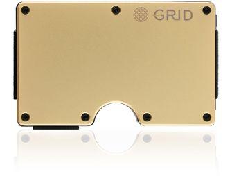 grid anti-microbiële portemonnee, pasjeshouder, virus